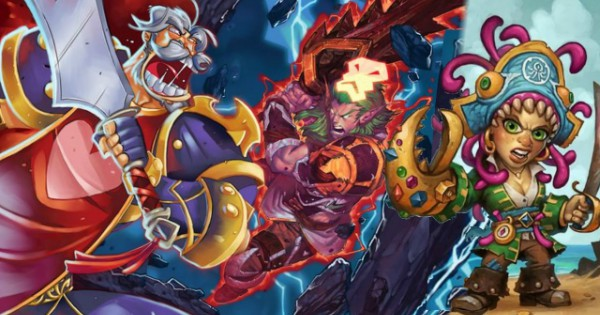 hearthstone aggro deck top list 2017