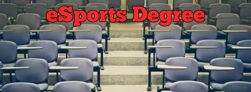 esports degree colleges