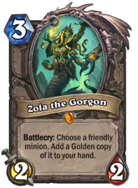 New Expansion Card Previews for Hearthstone