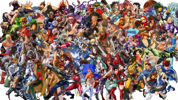 esports fighting games 2018