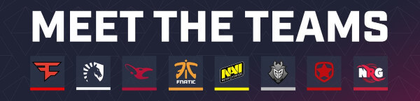 csgo teams event eslone