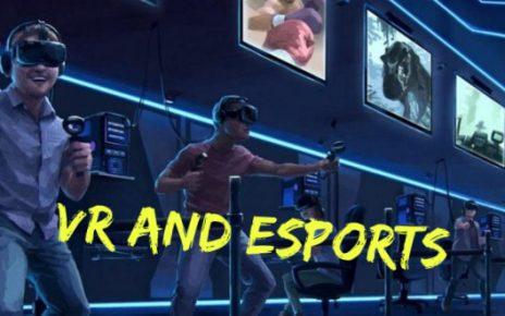 vr ar games esports