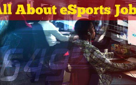 esports jobs hire pros fans 2019
