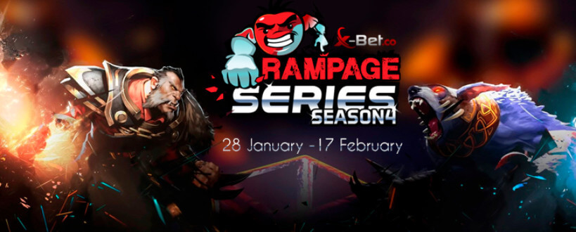 X-Bet Continues Partnership with EPULZE to host #4 Dota 2 Tournament
