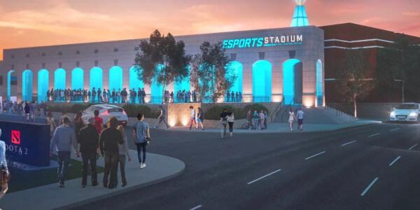 Esports Stadium Arlington