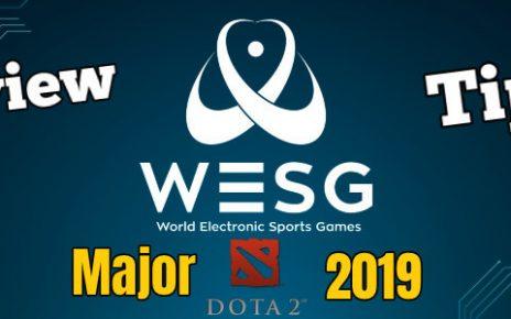 esports dota 2 wesg 2019
