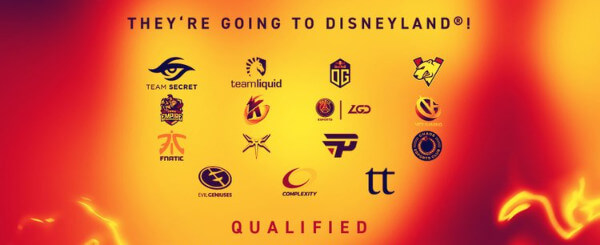 esports dota 2 disney tournaments major 2019