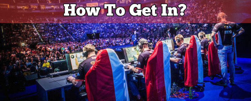 esports competitive qualifications how to
